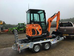 new excavator for sale
