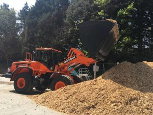 doosan wheel loader for sale