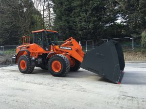 doosan machinery uk