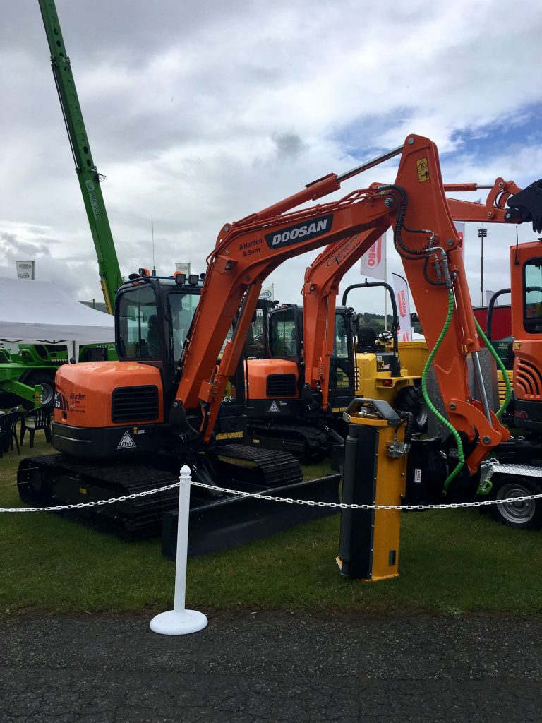 doosan dx63 a harden and sons