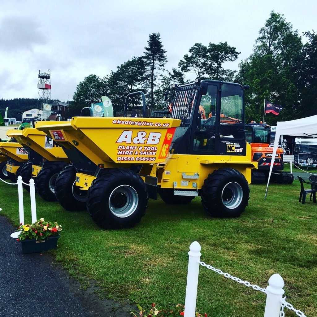 new nc engineering dumpers as mason bros