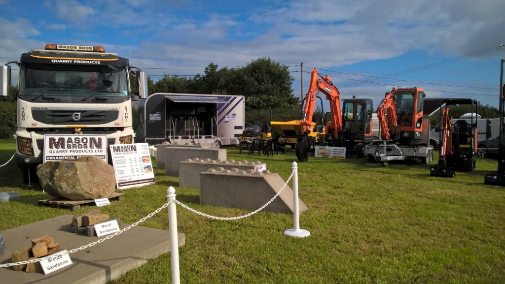 Mason Bros at Fishguard Show 2017
