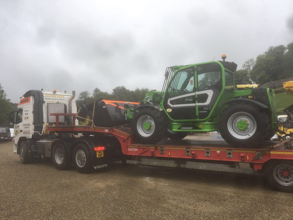 new merlo telehandler for sale south wales