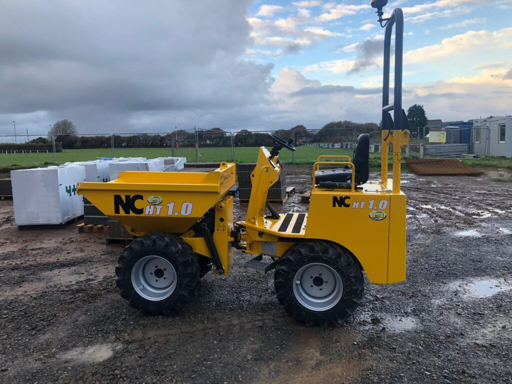 New NC Engineering 1 tonne dumper
