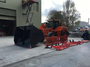 doosan loading shovel for sale