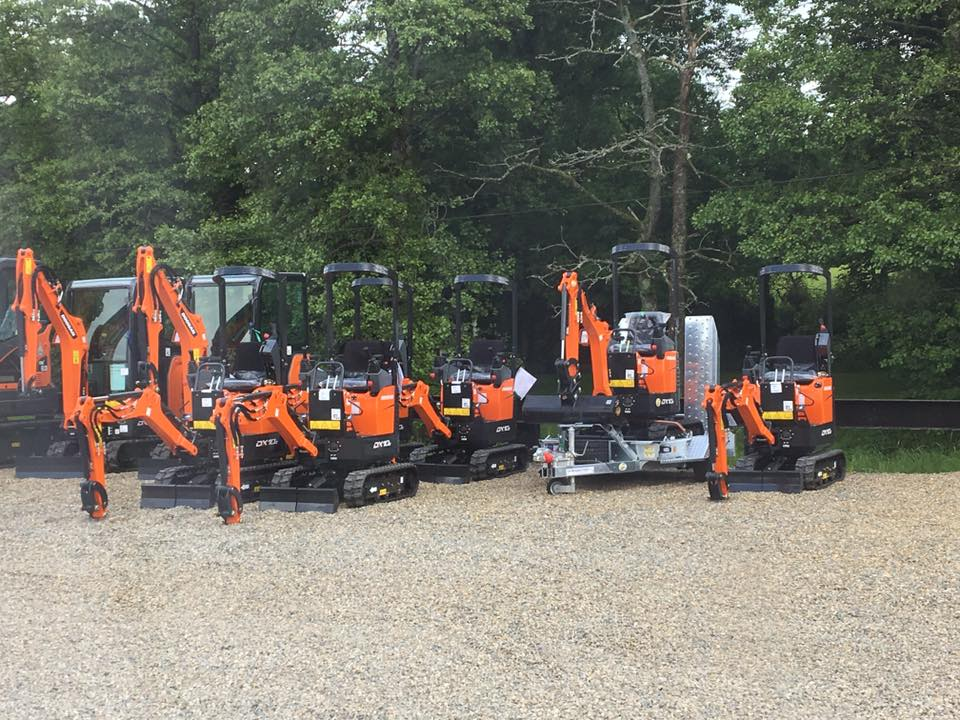 doosan machinery for sale