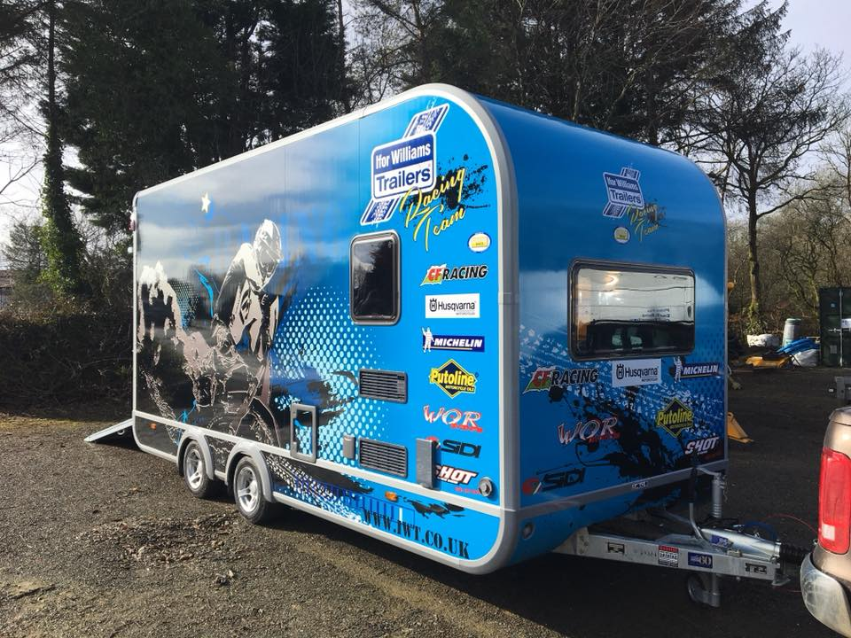 ifor williams business in a box trailer