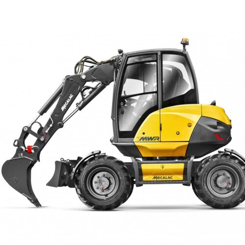 Wheel Excavators