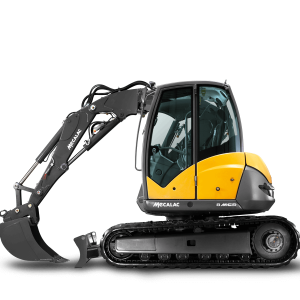 Crawler Skid Excavators