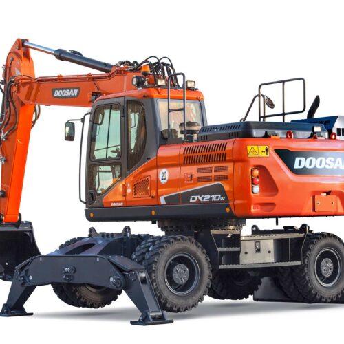 DX210W-5
