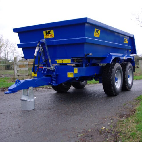 NC 300 Series Powertilt Dump Trailer