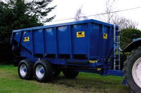 NC 500 Series High Capacity Dump Trailer