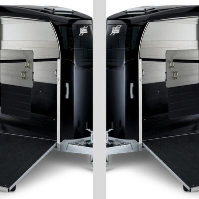 HBX Front Ramp Options