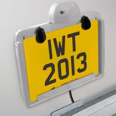 Numberplate holder