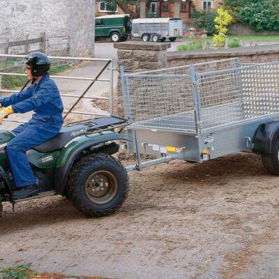 ATV DRAWBAR KIT