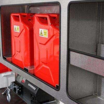 Front Storage Cabinet